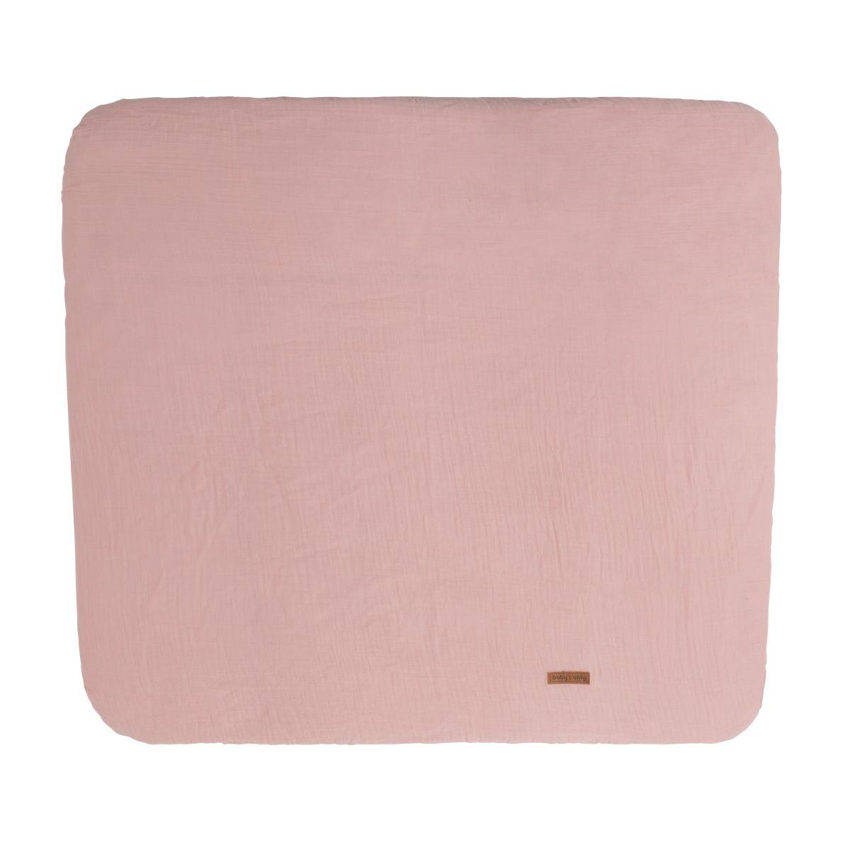 babys only bo023070007 aankleedkussenhoes breeze oud roze 1