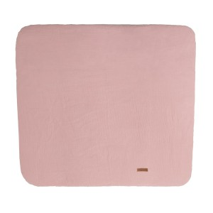 Aankleedkussenhoes Breeze oud roze - 75x85