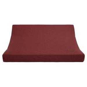 Aankleedkussenhoes Breeze stone red - 45x70