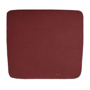 Aankleedkussenhoes Breeze stone red - 75x85