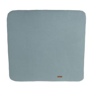 Aankleedkussenhoes Breeze stonegreen - 75x85