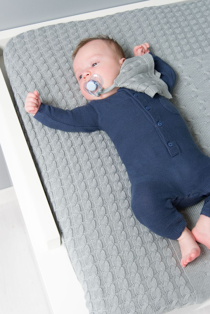 1370 babys only cable duitse aankleedkussenhoes 1