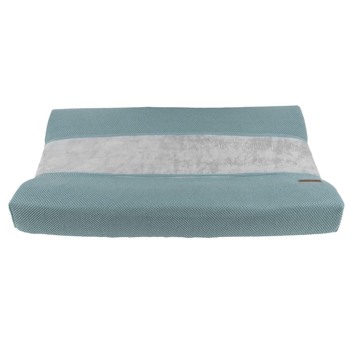 babys only 0202110 aankleedkussenhoes classic stonegreen