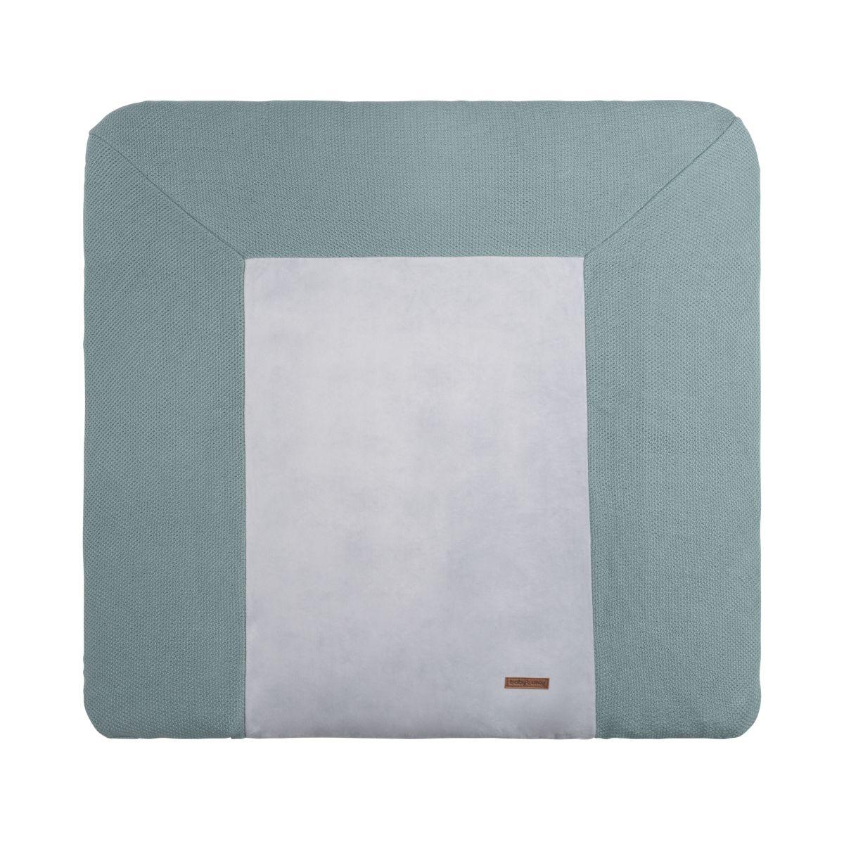 babys only 0207010 duitse aankleedkussenhoes classic stonegreen