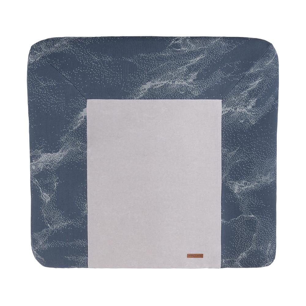 babys only 0217087 duitse aankleedkussenhoes marble granit grijs 1