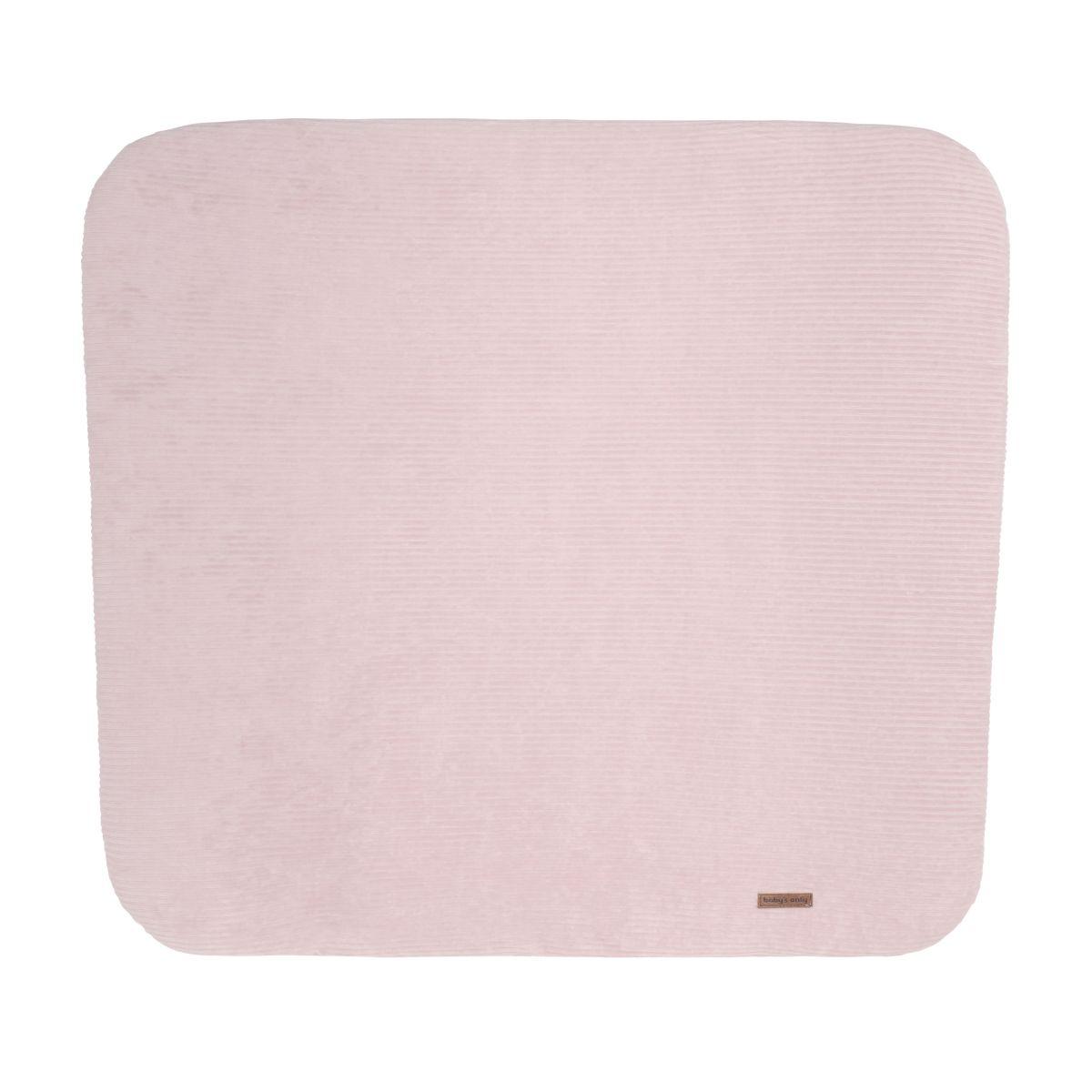 babys only 0247007 duitse aankleedkussenhoes sense oud roze