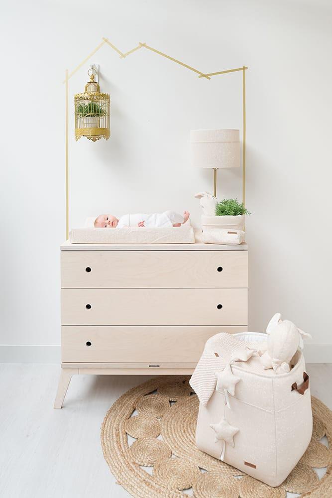 babys only 4021 aankleedkussenhoes sparkle 9