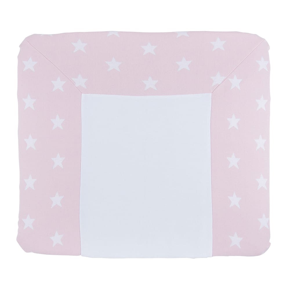 babys only 0917094 duitse aankleedkussenhoes star baby roze wit