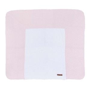 Aankleedkussenhoes Sun classic roze/baby roze - 75x85