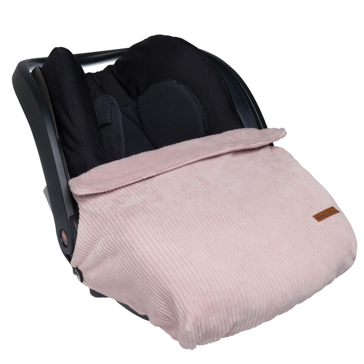 babys only bo024087007 sense autostoeldekentje oud roze 1