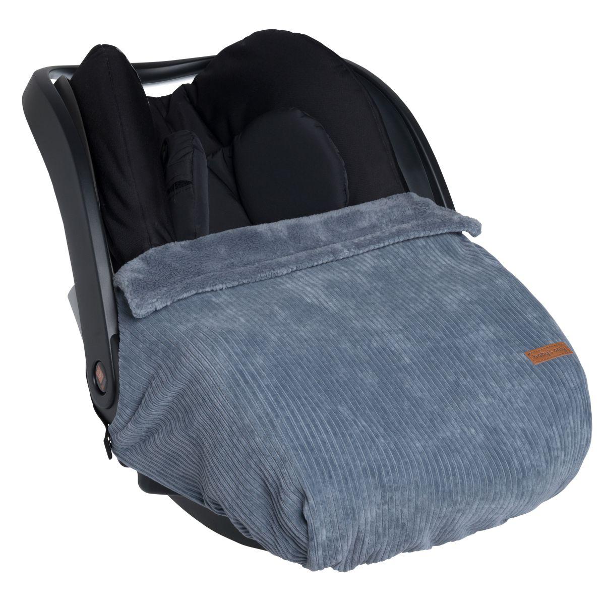 babys only bo024087038 sense autostoeldekentje vintage blue 1