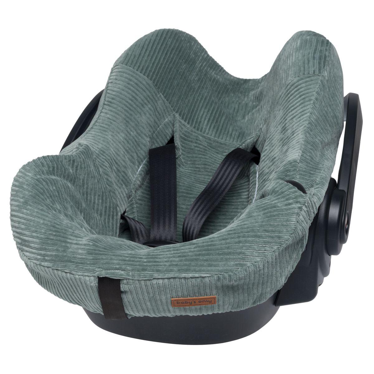 babys only bo024055011 sense autostoel hoes zeegroen 1