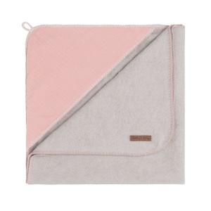 Badcape Breeze oud roze - 75x85