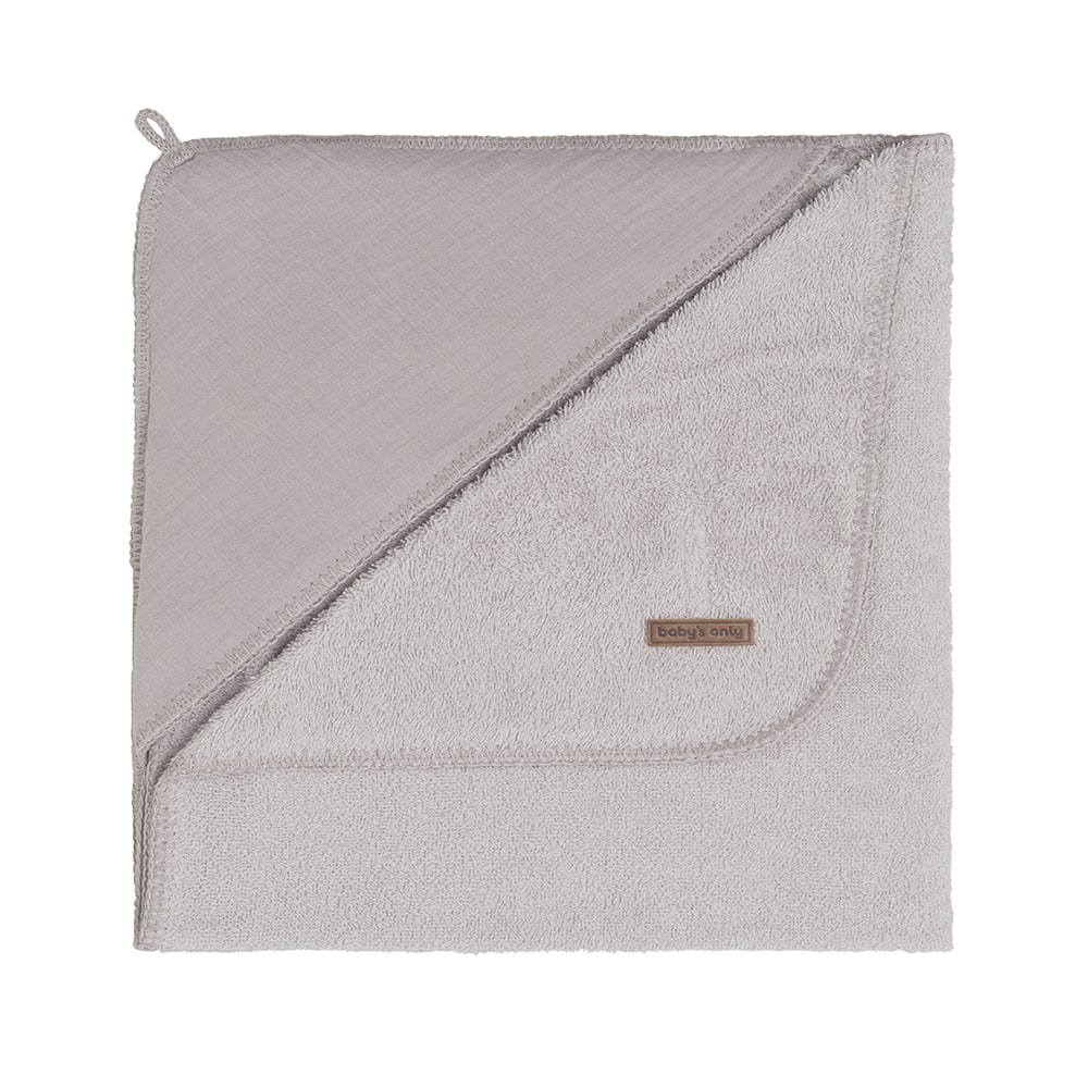 babys only bo023074129 breeze badcape urban taupe 1