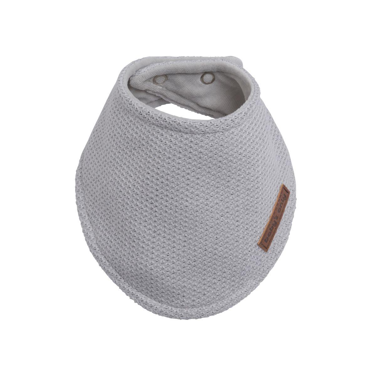 babys only 0206802 bandana slab classic zilvergrijs