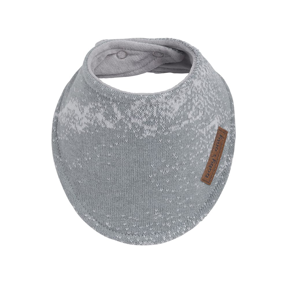babys only 0216882 bandanaslab marble grijs zilvergrijs 1