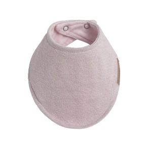 Bandana slab Sparkle zilver-roze mêlee