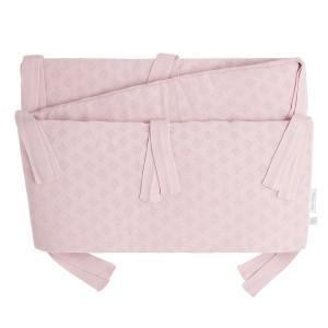 Bed/boxbumper Reef misty pink