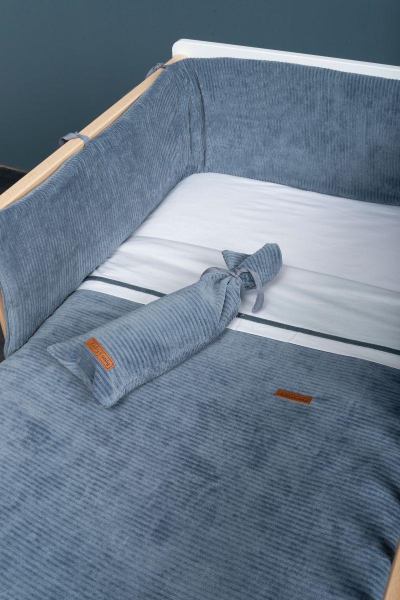 bedboxbumper sense vintage blue
