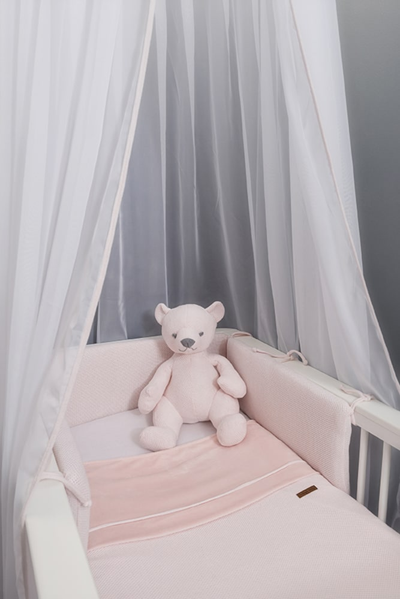 bedbumper classic roze
