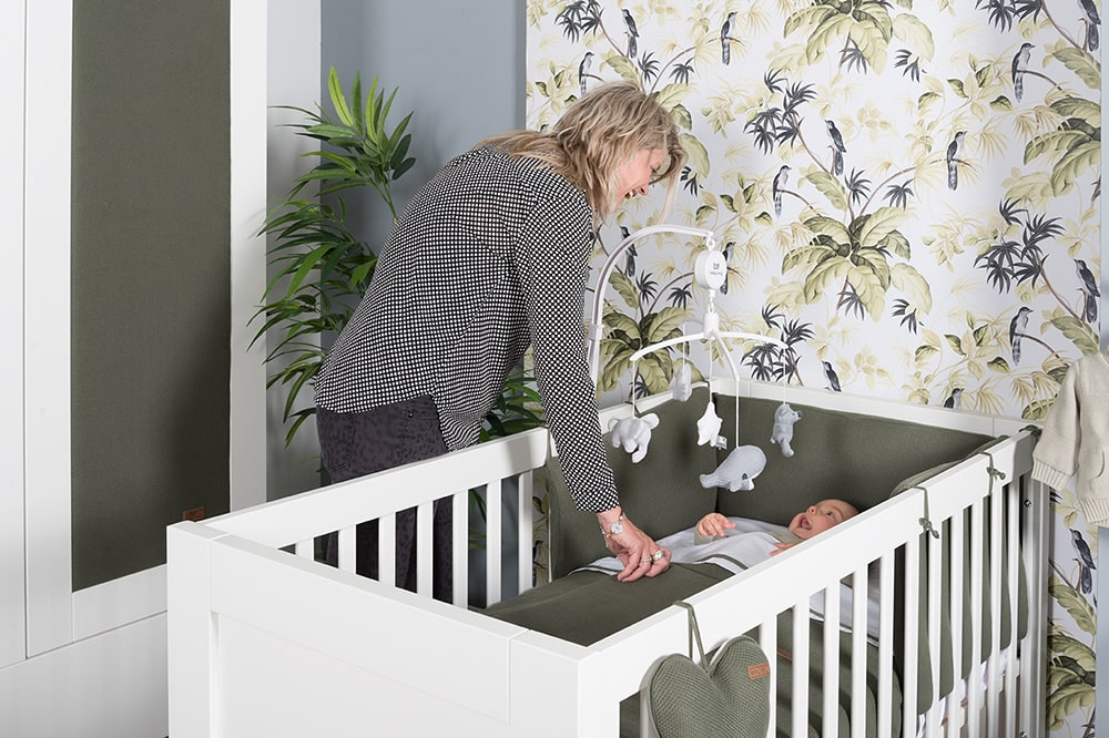 2042 babys only classic bedbumper 2