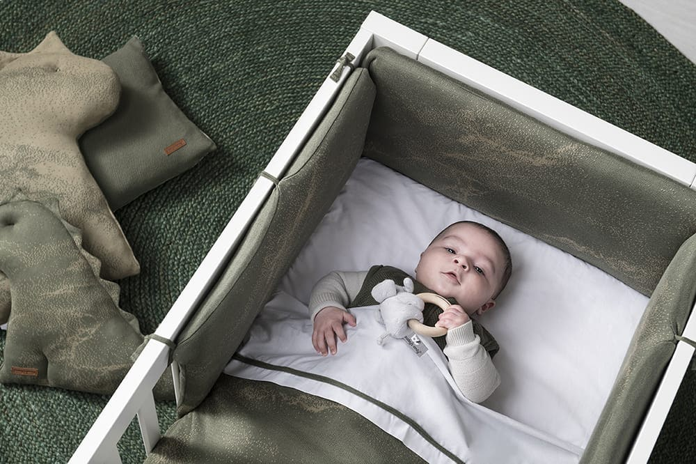 babys only 2142 bedbumper marble 1