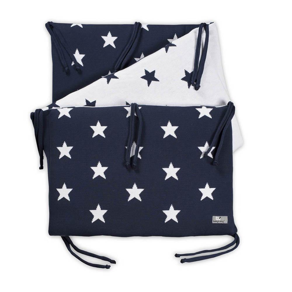 babys only 0914297 bedbumper star marine wit