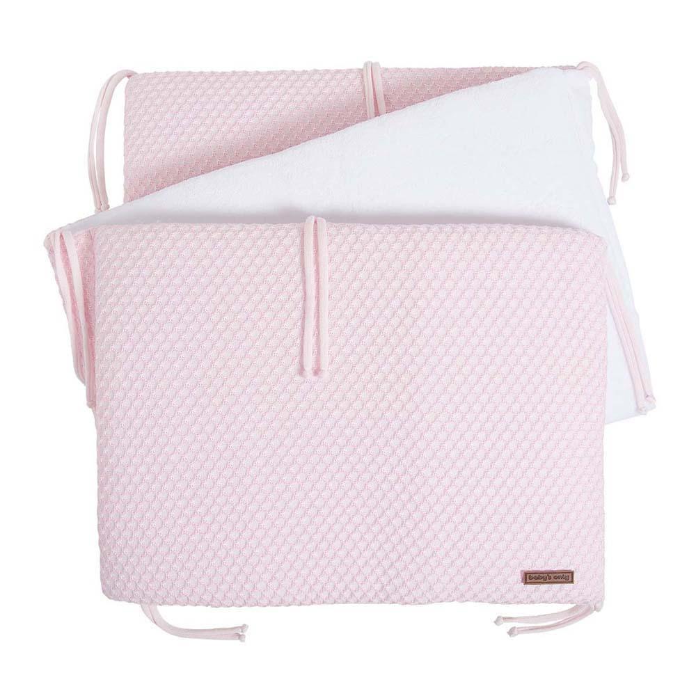 babys only 0254281 bedbumper sun classic roze baby roze
