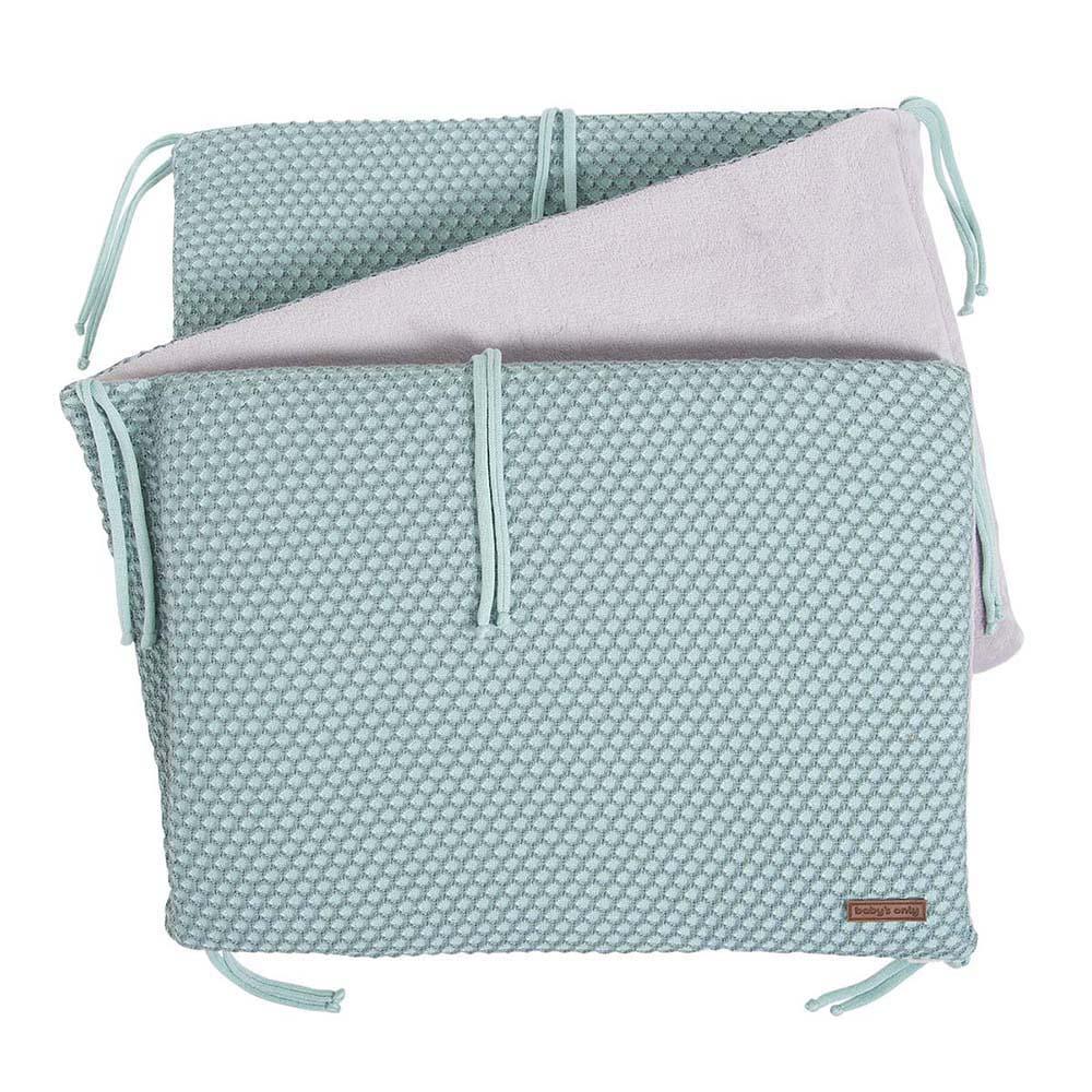 babys only 0254283 bedbumper sun mint stonegreen