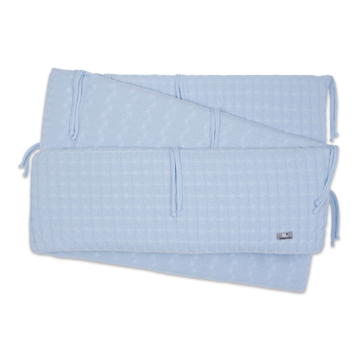 babys only 0130820 boxbumper cable baby blauw