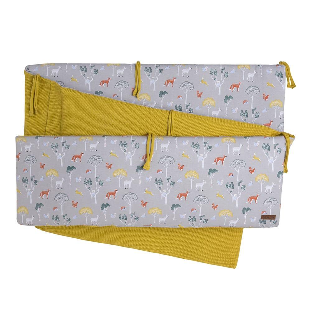 babys only 0260808 boxbumper forest mustard 1