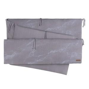 Boxbumper Marble cool grey/lila