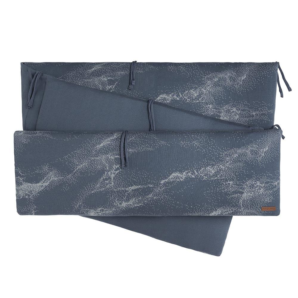 babys only 0210887 boxbumper marble granit grijs 1