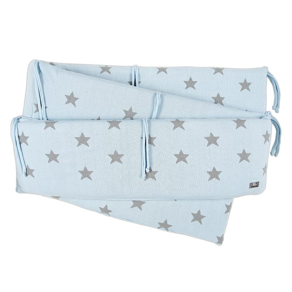 babys only 0910893 boxbumper baby blauw grijs