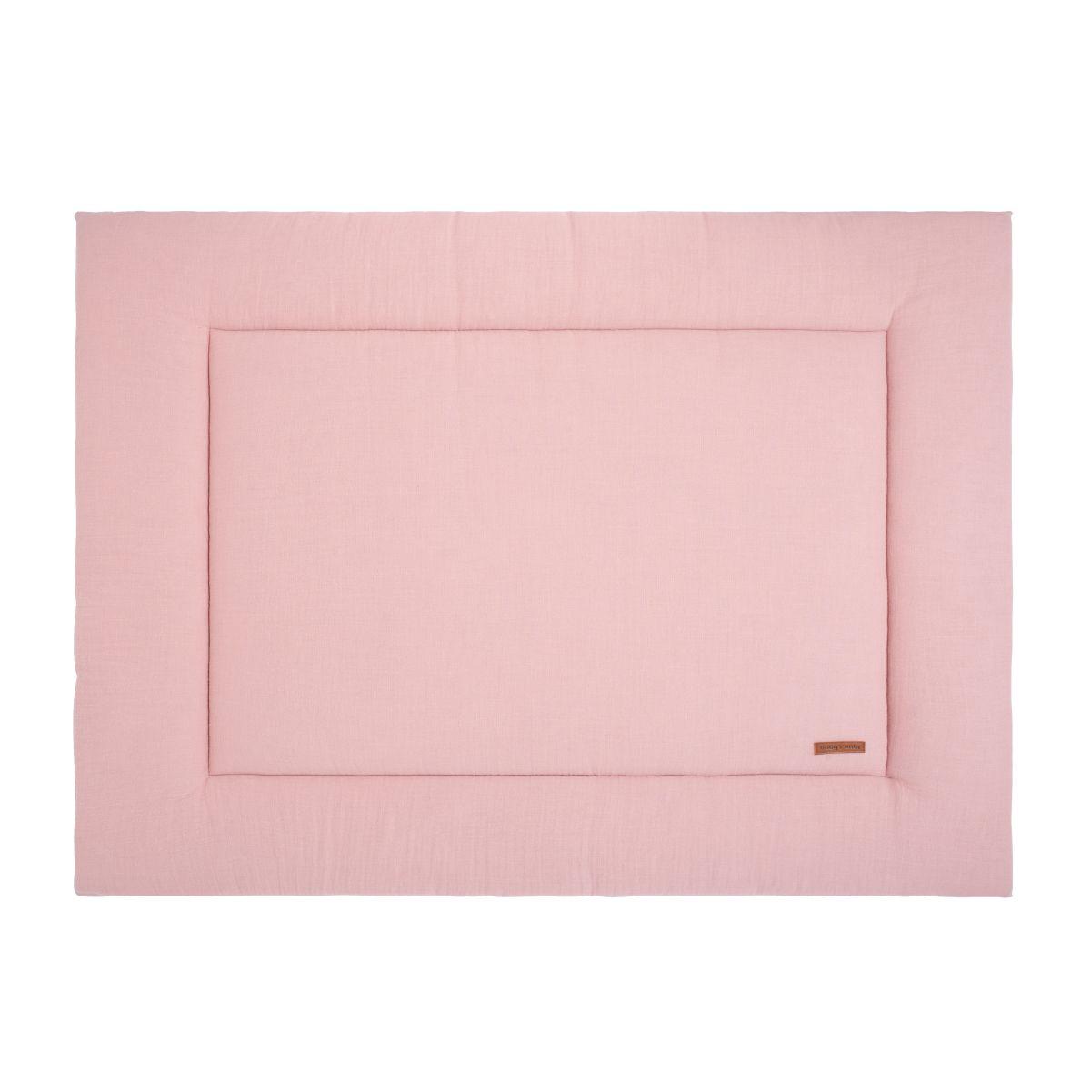 boxkleed breeze oud roze 75x95
