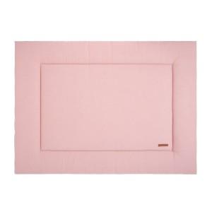 Boxkleed Breeze oud roze - 75x95