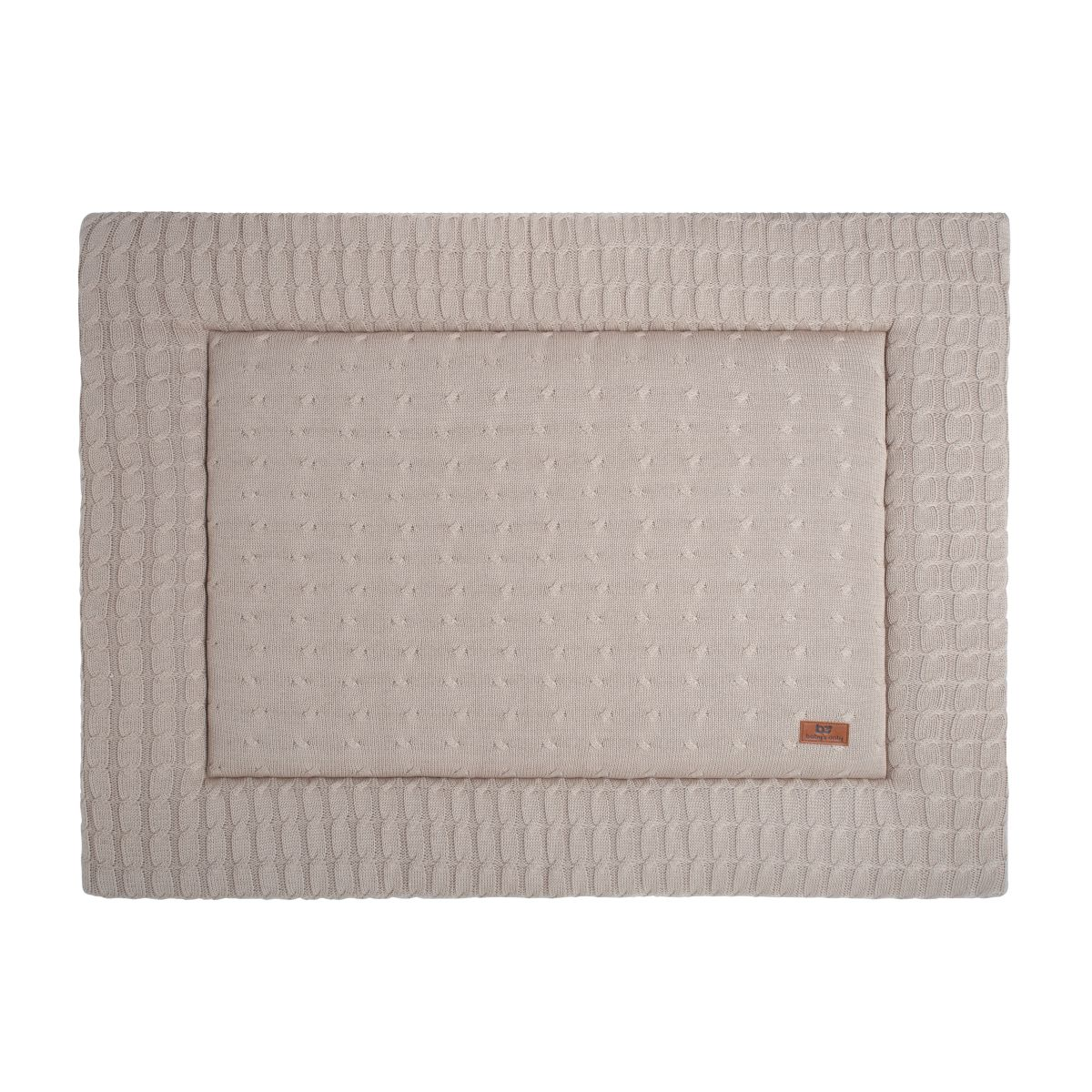 babys only 0131212 boxkleed 85x100 cm cable beige