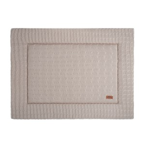 Boxkleed Cable beige - 80x100