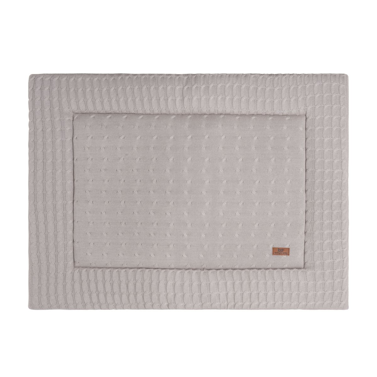 babys only bo01300203648 boxkleed 80x100 cm cable leem 1