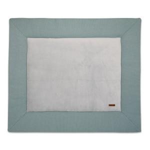 Boxkleed Classic stonegreen - 75x95