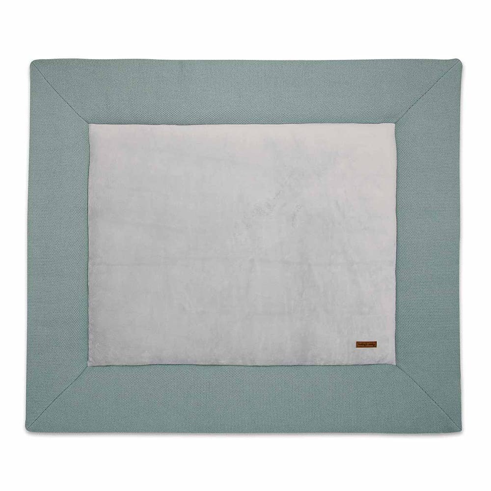 babys only 0201210 boxkleed 85x100 classic stonegreen