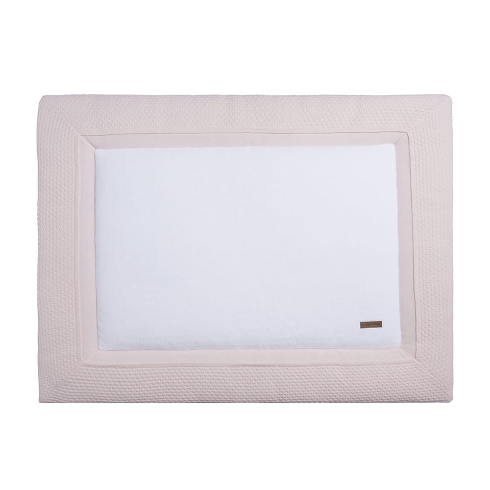 babys only 0351201 boxkleed 85x100 cm cloud classic roze 1