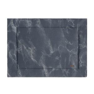 Boxkleed Marble granit/grijs - 75x95