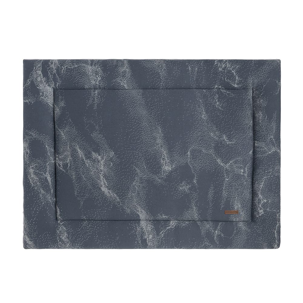 babys only 0211287 boxkleed 85x100 marble granit grijs 1