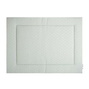 Boxkleed Reef ash mint - 80x100