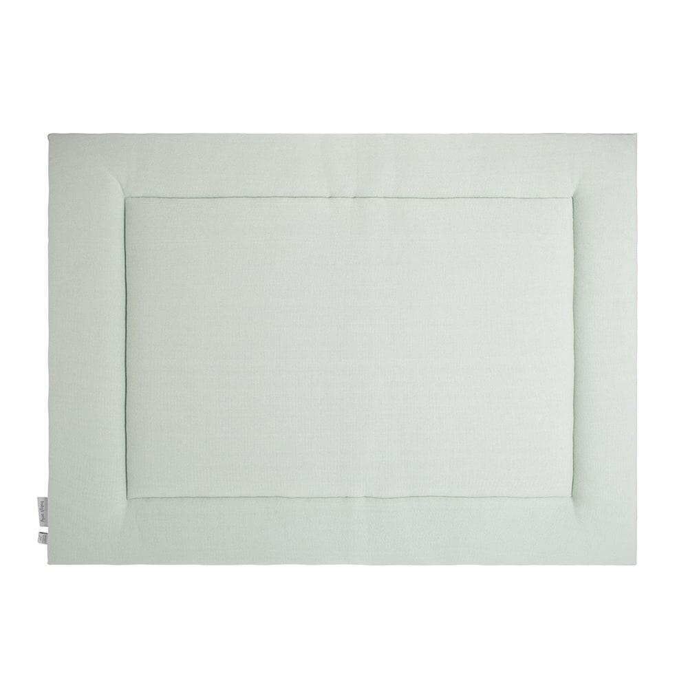boxkleed reef ash mint 80x100