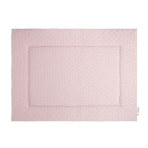 Boxkleed Reef misty pink - 75x95