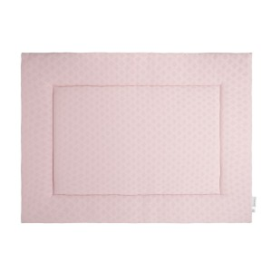 Boxkleed Reef misty pink - 80x100