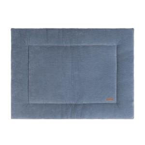Boxkleed Sense vintage blue - 75x95