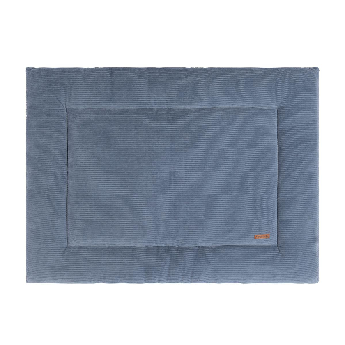 babys only bo02400203851 boxkleed 80x100 cm sense vintage blue 1